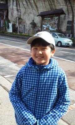 ギフチョウ福島県ツアー